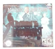 Mystery Case Files: Return to Ravenhearst - ( big fish games, PC )