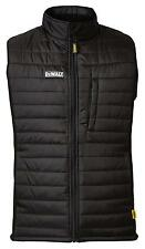 DeWalt FORCE black soft lightweight padded bodywarmer gilet size M-XXL