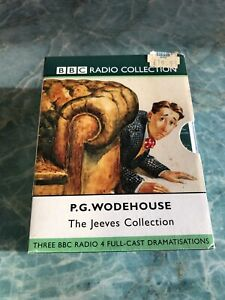 P.G. Wodehouse - The Jeeves Collection BBC Radio 4 Full-cast Dramatisations Cass
