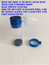 Brand New Egg Tumbler Plug & Go For Mouth Brooding Fish (Patent Pending) Blue
