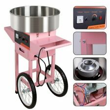 Electric Commercial Cotton Candy Machine Sugar Floss Maker For Festival Party