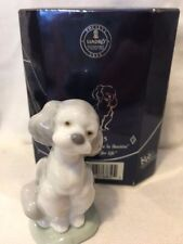 LLADRO 7685 A Friend for Life Retired Mint Condition! Original Box, Packaging!