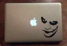 Joker Batman Dark Knight Vinyl Sticker Decal Macbook Pro laptop awesome USA