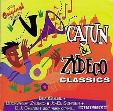 VARIOUS ARTISTS, Cajun & Zydeco Classics, Excellent