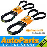 BMW Serpentine Drive Belts - Alternator-Air Conditioning-Water Pump 318i 318is