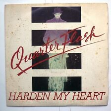 "06113 45 giri - 7"" - Quarterflash - Harden My Heart - Don't be lonely"