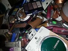 100 PC COVERGIRL COSMETICS MIXED MAKEUP, POWDER, MASCARA, EYESHADOW AND MORE