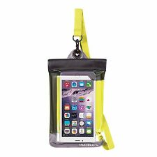 Travelon Floating Waterproof Smart Phone / Digital Camera Pouch / Case - Yellow
