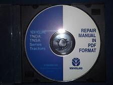 Buy new holland tractor repair manuals