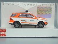 Busch 1:87/HO 43313 2011 Mercedes-Benz ML Klasse W166 SUV Malteser Ambulance