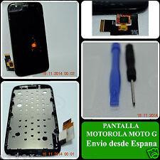 Pantalla Display Schermo Ecran Completa Para Motorola Moto G XT1032 + Marco