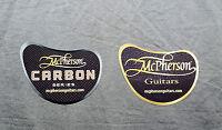 McPherson Guitars 2 Sticker Set<<>>L@@K