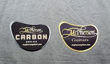 McPherson Guitars 2 Sticker Set    L@@K