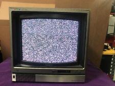 rare Vintage Sony Trinitron TV KV-1747R color tv receiver retro hard works