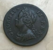 1754 Great Britain Farthing - Nice Condition