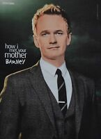 NEIL PATRICK HARRIS - A4 Poster (21 x 28 cm) - How I met your Mother Clippings