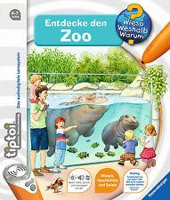 """Ravensburger tiptoi 00675 - Libro """"Descubre el zoo """", NUEVO"""
