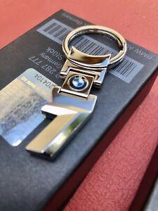 Key Ring BMW Serie 1 E87 E81 E82 E88 F20 F40 Original Builder