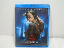 Aeon Flux (Blu-ray Disc, 2005) Charlize Theron