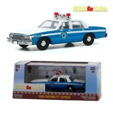 1986 Chevrolet Caprice - Illinois POLICE Home Alone Film* Greenlight 1:43 NEU