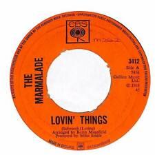 "The Marmalade - Lovin' Things - 7"" Vinyl Record Single"