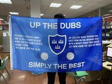 Up The DUBS DUBLIN GAA FLAG