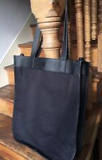 Lululemon Tote Bag With Leather Trim