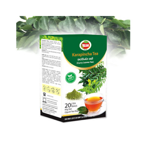 Curry Leaves Tea (Karapincha Tea) 100% Natural Herbal