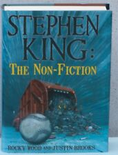 Stephen King: The Non-Fiction- signed-numbered-slipcased ( Item 1124)