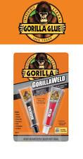 Gorilla Weld Fuerte Dos Partes Componente Resina Epoxi Adhesivo Bond Glue GW214