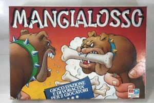 MANGIALOSSO EG gioco da tavola tipo heroquest brivido isola fuoco NUOVO