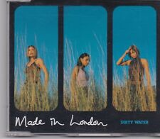 Made In London-Dirty Water cd maxi single