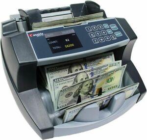 Cassida 6600 UV – USA Business Grade Money Counter UV/IR Counterfeit Detection