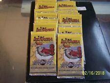 24  InuYasha Trading Card Game TETSUSAIGA Booster packs