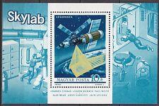 HUNGARY 1973 **MNH SC# SEMI-POSTAL STAMPS C 346 S/S - Skylab over Earth