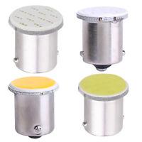4 x Super White COB p21w LED 12SMD 1156 ba15s 12V Flood Beam Bulb RV 6000K NEW