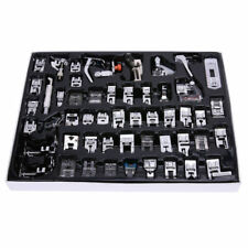 52pcs Domestic Sewing Machine Foot Presser Feet Set For Brother Singer Janome CN
