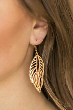 Roost - Gold~ Earrings Nwt Paparazzi Jewelry ~Come Home To