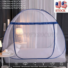 Us Large Folding Mosquito Net Tent Canopy Curtains Outdoors Home Trave