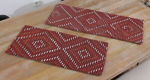 """Kilim Pillow Cover 2 pcs 13.39"""" x 29.53"""" FREE FAST Shipment With UPS 10801-10833"""