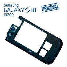 """Chasis Carcasa Marco Intermedio Negro ORIGINAL Samsung Galaxy S3 I9300 """"Despiece"""