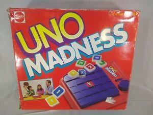 Mattel #9006 Uno Madness - Read Description