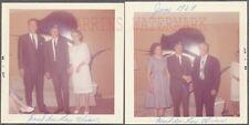 Vintage Photos Man & Women w/ Sword Fish Wall Decoration 739529