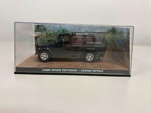 Land Rover Defender James Bond 007 Collection Model Car Casino Royale Z11 #97