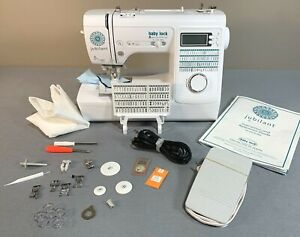 Baby Lock Jubilant Sewing Machine --SERVICED--nice accessory package--
