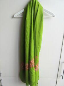 Vintage Green pashmina
