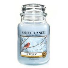 Yankee Candle - ICICLES - 2011 USA VERSION!! - 22 oz - RARE AND HARD TO FIND!!