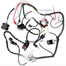 200 250CC CDI Wire Harness STATOR Assembly Wiring Set CDI ATV  Quad Bike Go Kart