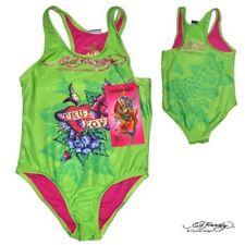 Maillots de bain vert pour fille de 4 à 5 ans