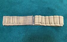 authentic WW1 US Mills 1905 shotgun shell web belt